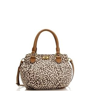 J.Crew Brompton mini- hobo purse